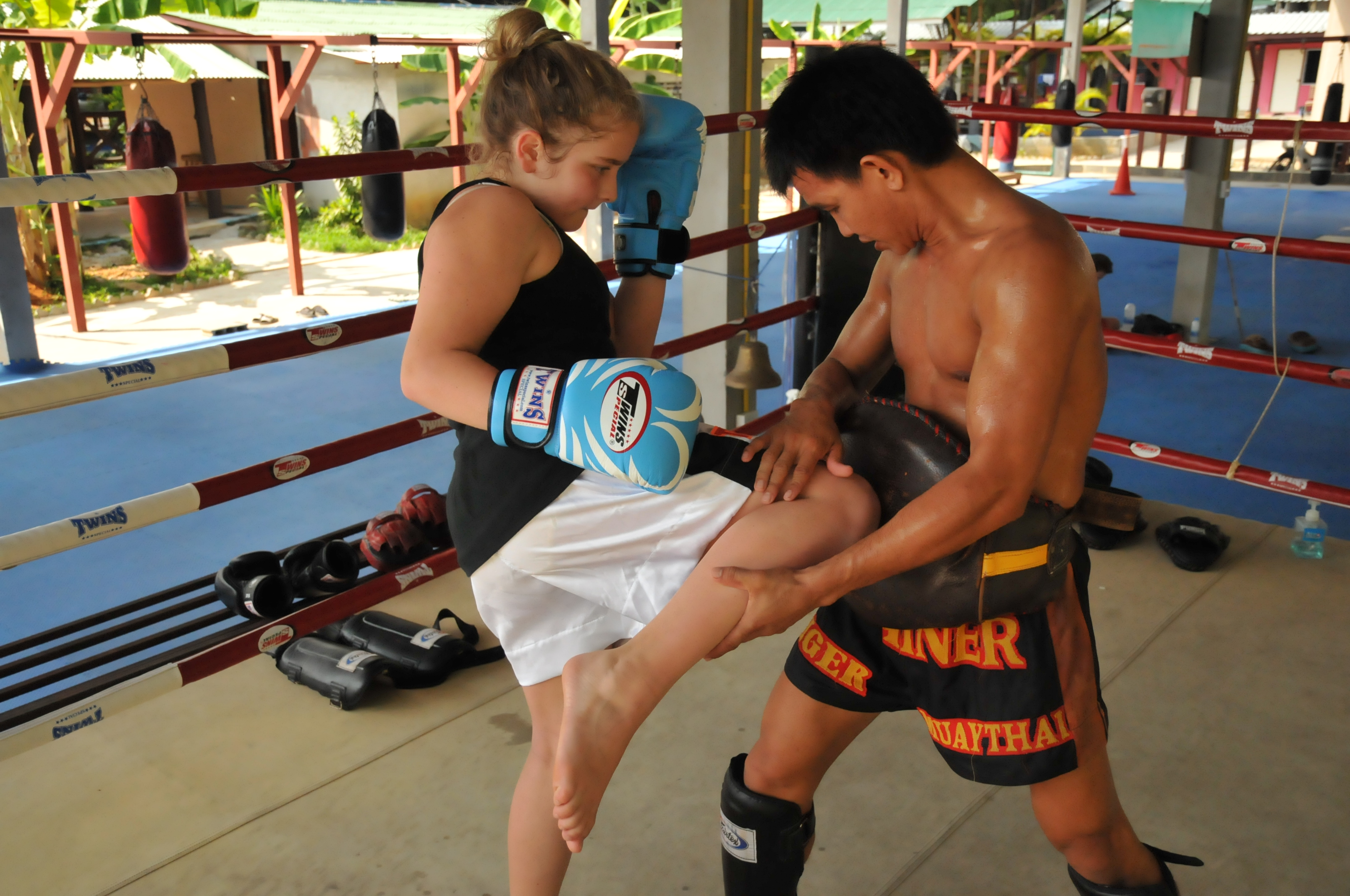 Thai Training Camps Thai And Mma Training Camp
