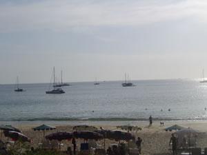 Nai Harn Beach. January 2006.