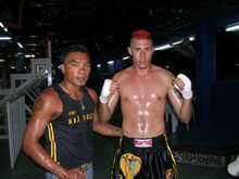 USA fighter from Guam