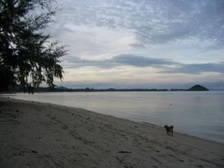 Big Buddha Beach, Ko Samui, Thailand