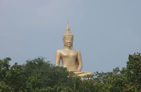 Buddhist Monument.