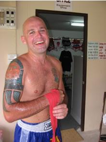 I love Muay Thai and MMA Mixed Martial Arts in Phuket, Thailand.