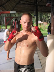 Muay Thai Sweden.
