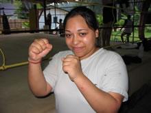 Training Muay Thai & MMA in Phuket, Thailand.