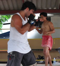 Muay Thai New Zealand