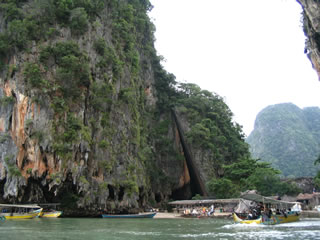 river camp @ Krabi, Thailand