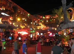 Tiger Disco, patong, Thailand.