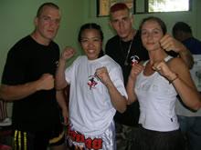 Warriors visiting Thailand