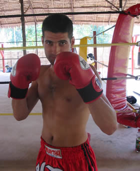 Muay Thai Greece.