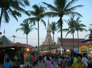 Wat Chalong Festival. January 2005-06.